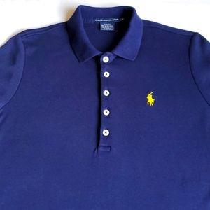 Ralph Lauren Sport Colar Shirt Size Large